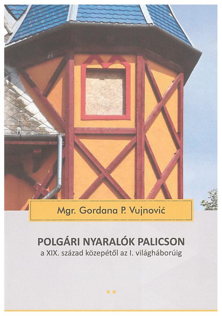 Polgári nyaralók Palicson: A XIX. század közepétől az I. világháborúig Book Cover