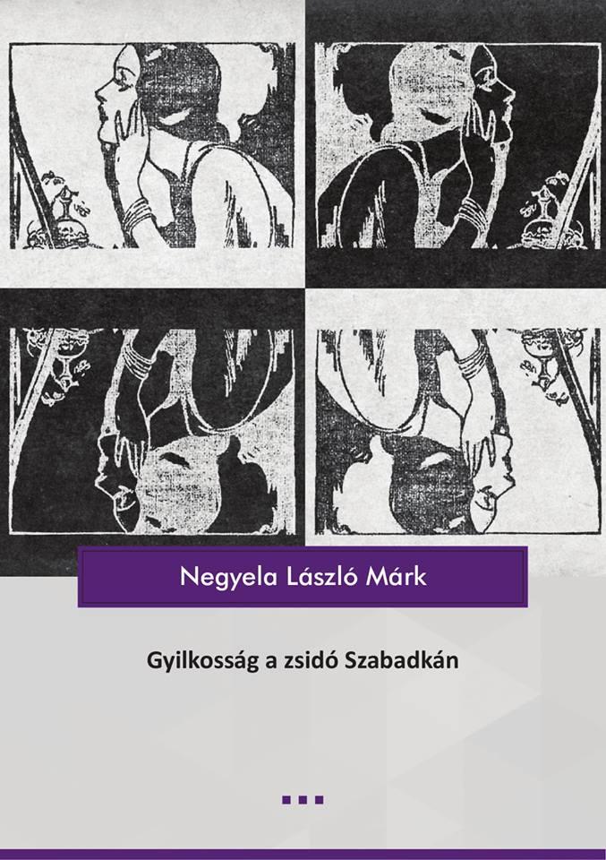 Gyilkosság a zsidó Szabadkán Book Cover