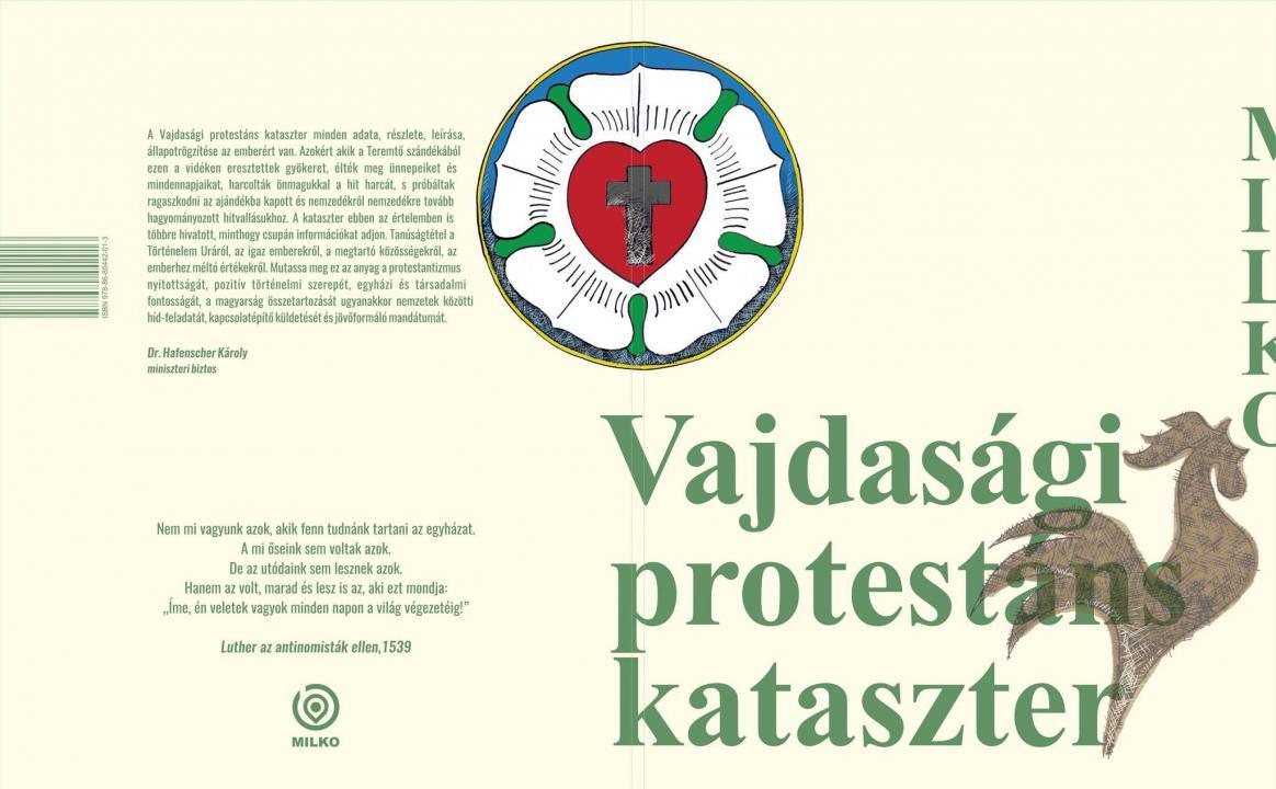 Vajdasági protestáns kataszter Book Cover